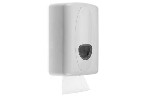 PlastiQ PQ20TISSUE,2020 gevouwen toiletpapier dispenser