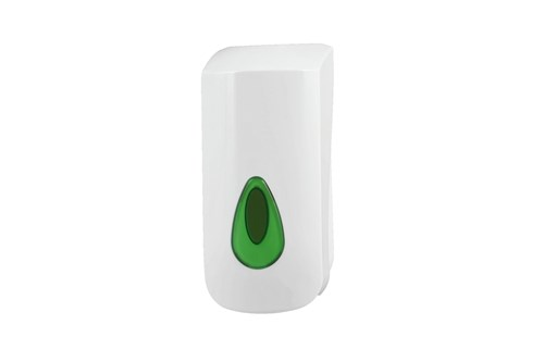 PlastiQline PQFOAM9P,GREEN Foam Soap Dispenser 800 ml POUCH
