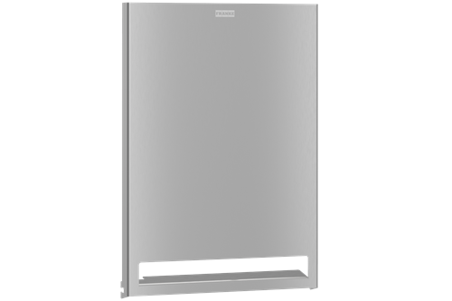 Franke ZEXOS637,EXOS front RVS autocut papierdispenser