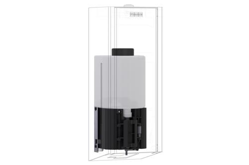 Franke ZEXOS625K,EXOS conversiekit voor sensor zeepdispenser