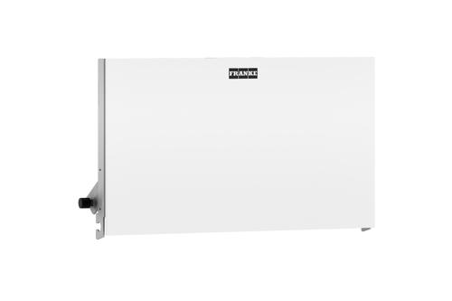 Franke ZEXOS676W,EXOS front wit voor toiletrolhouder
