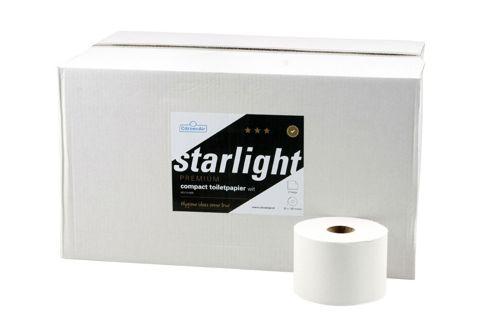 STARLIGHT 313641 Toilet Paper compact rolls - 36 rolls