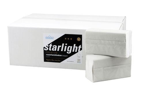 CitroenAir 161670,STARLIGHT Interfold handdoeken 3200 vel