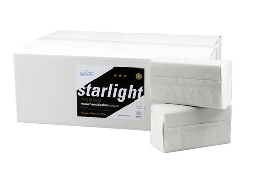 STARLIGHT Interfold Paper towels 3200 pcs