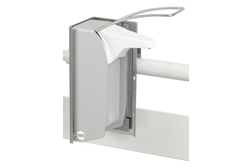 ingo-man by OPHARDT WPR T Angle Plate, 1000 ml Dispensers