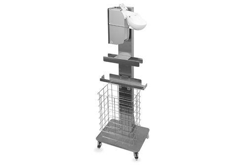ingo-man classic MHP E 100 Mobile Hygiene Stand, Sensor