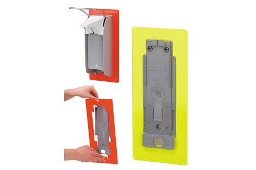 ingo-man by OPHARDT SR T Signal Frame, 100 ml Dispensers