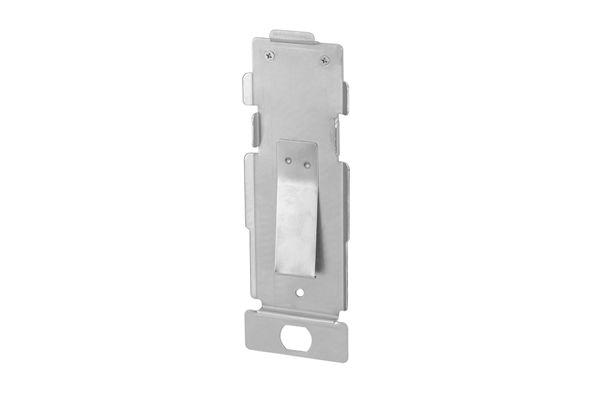 ingo-man by OPHARDT X RVS dispenserachterwand voor IMP / E