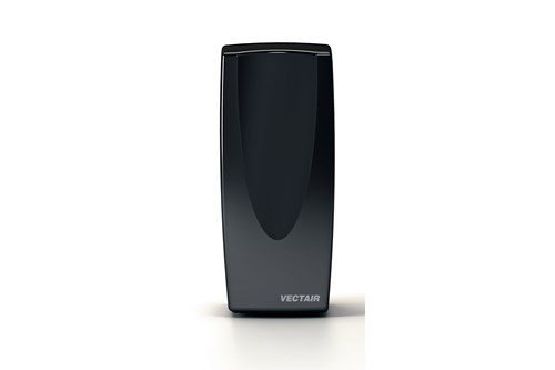 Vectair V-AIR SOLID BLACK dispenser