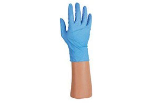 NITRIL PREMIUM handschoenen blauw 200 stuks, maat M