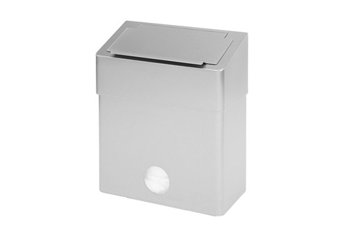 SanTRAL by OPHARDT HBU 6 E AFP Waste Bin With Hygiene Bag Dispenser