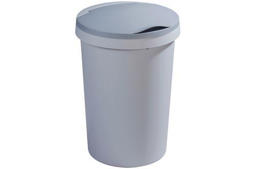 Vepa Bins #608030 Waste Bin Twinga, gray
