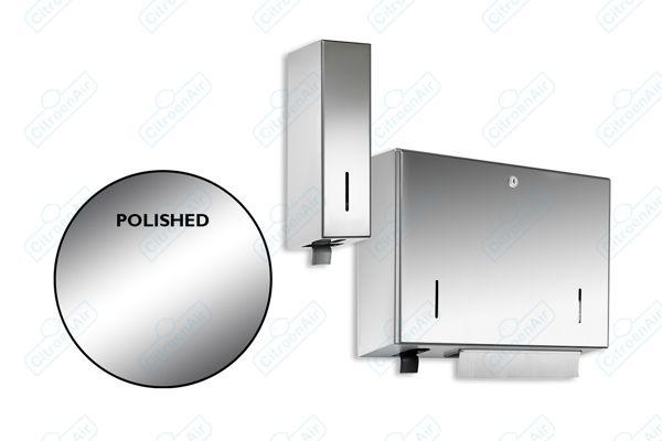 Wagner EWAR WP 5420,POLISHED inbouw combinatiedisp 950ml/500vel/48ltr