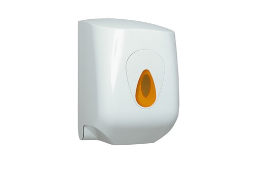 PlastiQ PQMIDIC,ORANGE poetsroldispenser