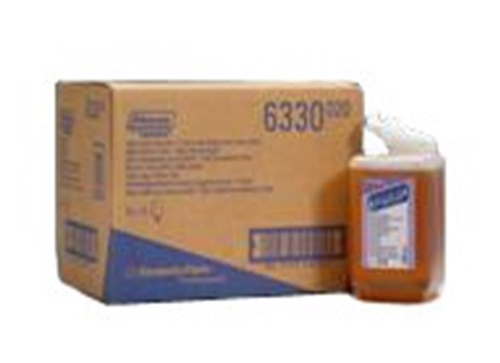 Kimberly-Clark KLEENEX,6330 Ultra Hand Soap 6x1 liter