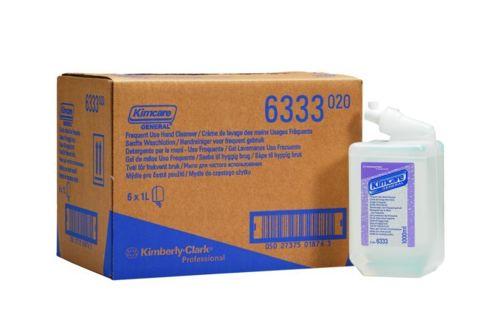 Kimberly-Clark 6333,KLEENEX handreiniger 6x1 liter