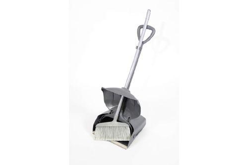 11121 Hotel Dustpan And Brush Set 88 cm