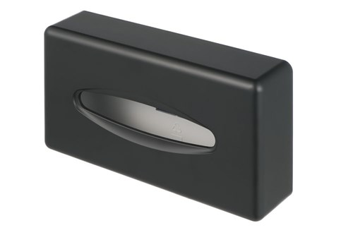 Geesa 911210-06,HOTEL Tissue holder, Black