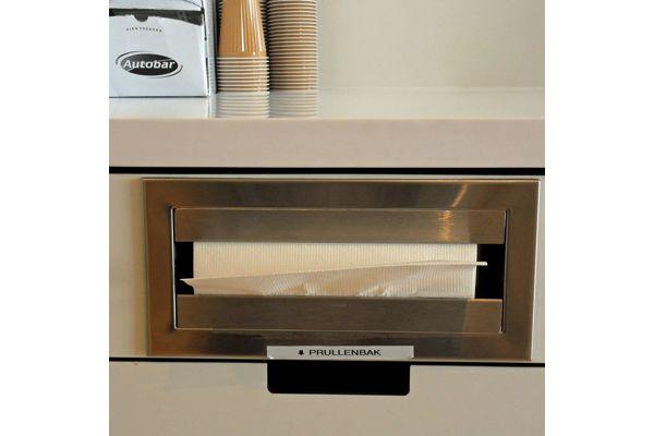 Bobrick Multifold inbouw handdoekdispenser