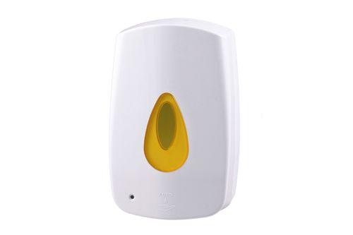 PlastiQ PQASOAP12,YELLOW sensor zeepdispenser 1200 ml.