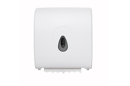 PlastiQ PQSACDK,GREY AutoCut Paper Towel Dispenser