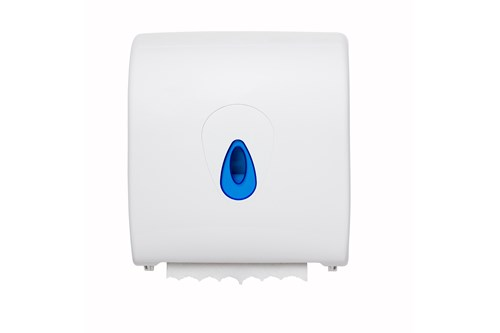 PlastiQ PQSACDK,BLUE AutoCut Paper Towel Dispenser