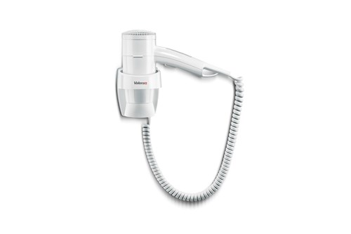 Valera 53304/038,PREMIUM 1200 Hair Dryer White with Spiral Cord