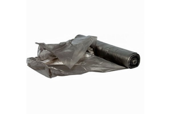 SPARKLE,50X60 HDPE afvalzak 24 liter grijs 1000 stuks