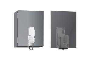 Dispenser inbouw in kast/achter spiegel