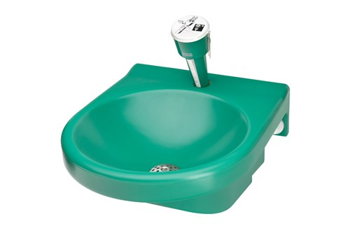 Franke FAID108 Eye-wash and face-wash fountain