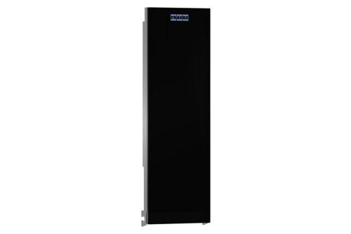 Franke ZEXOS616EB,EXOS front zwart voor inbouw zeepdispenser