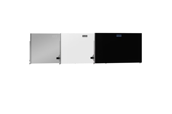 Franke ZEXOS676E,EXOS front RVS voor inbouw toiletrolhouder