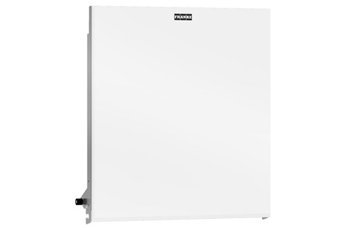 Franke ZEXOS600EW,EXOS front wit inbouw handdoekdispenser