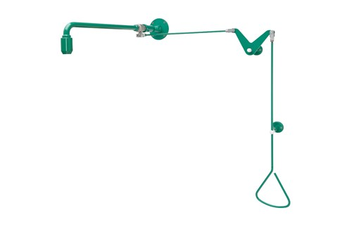 Franke FAID0004 Pull-rod operated emergency shower