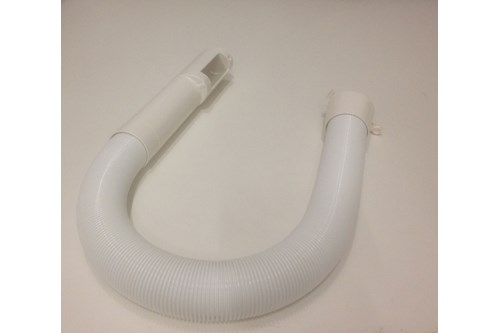 Valera 17002 Hose + handle Hotello white