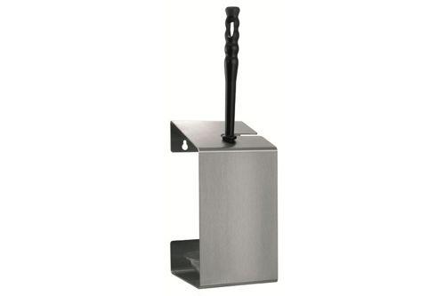 MediQo-line AC-08-CSA toiletborstelhouder - rechterzijde
