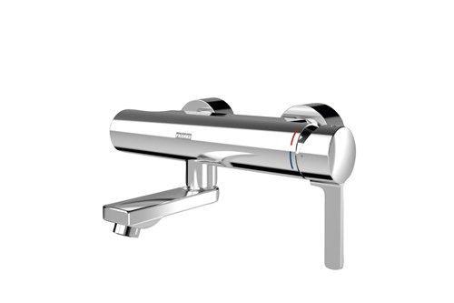 Franke F5L-MIX Single-lever wall-mounted mixer