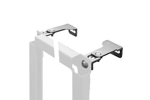 Franke ZCMPX140, AQUAFIX wandbeugels voor pre-wandmontage