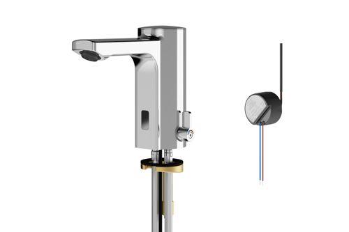 Franke F5EM1009,F5E-MIX Electronic pillar mixer