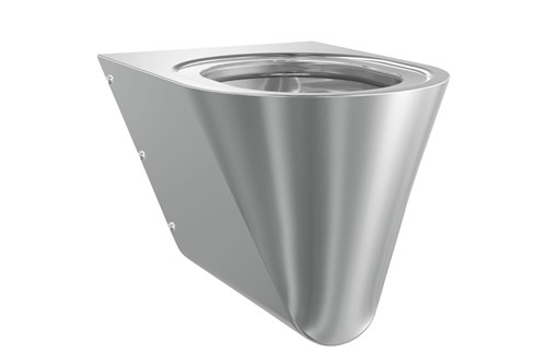 Franke CMPX592S,CAMPUS Wall hung WC pan