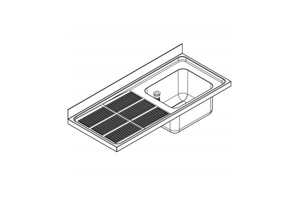 Franke MAXS117-140,MAXIM MAXIMA Commercial sink