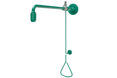 Franke FAID0007 Pull-rod operated emergency shower