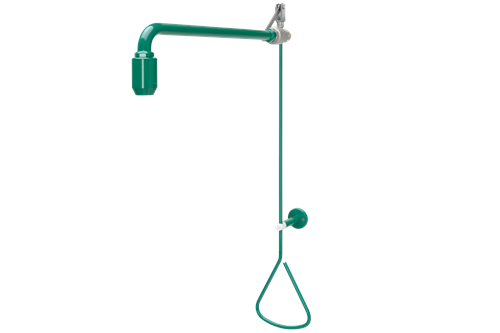 Franke FAID0008 Pull-rod operated emergency shower