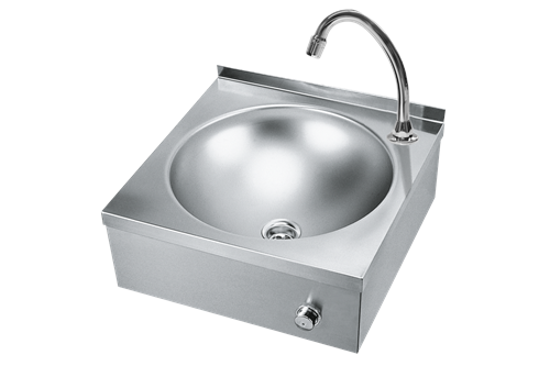 Franke LP20,ANIMA Single wash basin with knee actuation