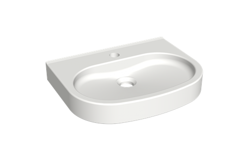 Franke ANMW505 Single wash basin, barrier-free