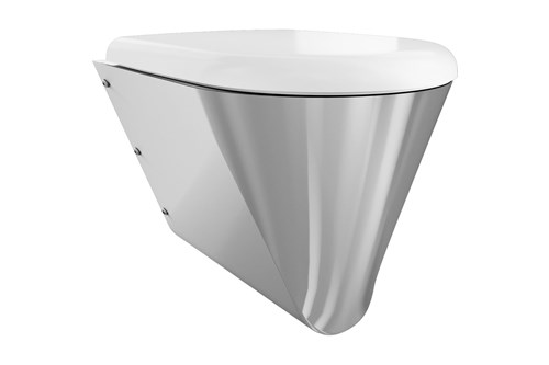 Franke CMPX592W,CAMPUS Wall hung WC pan