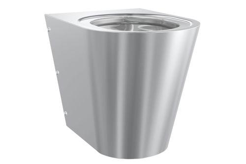 Franke CMPX597S,CAMPUS WC suspendu avec habillage jusqu'au sol