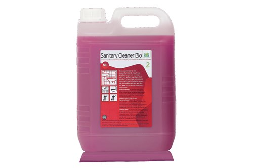 RAINBOW PRCA04 Sanitary Cleaner Bio 2x5l Can