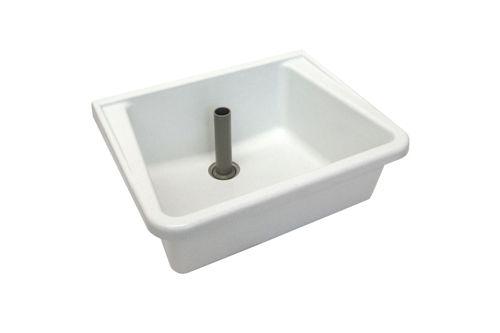 Franke MB5040,SIRIUS White utility sink