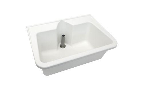Franke MB7050,SIRIUS White utility sink